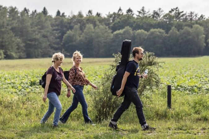 Wandelen met en luisteren naar Tim Knol: 'Als dit geen  rock-'n-roll is, prima'