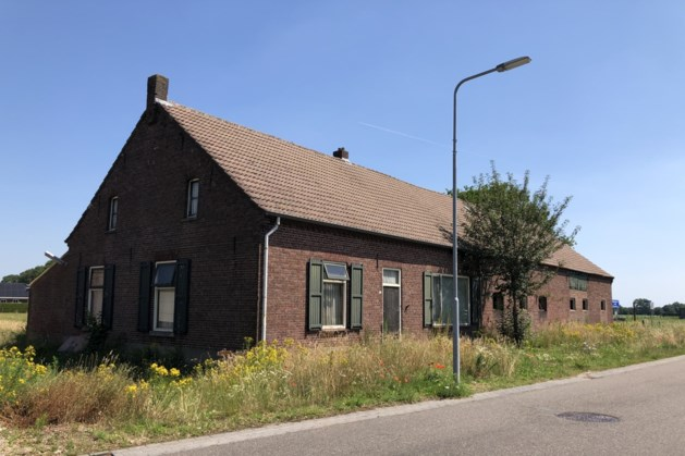 Bouwplan met zeven woningen aan rand van Nederweert-Eind