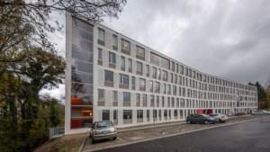 Weer schot in bouw studentenwoningen aan Sneeuwberglaan in Vaals
