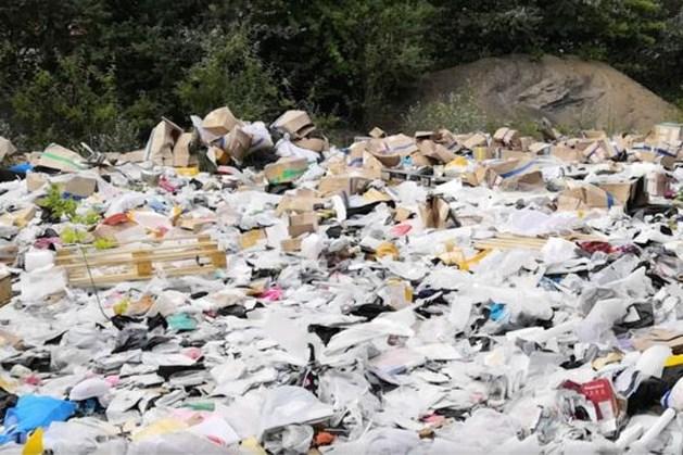 Duizenden gestolen AliExpress-pakketjes door Sittardenaar gevonden op verlaten parkeerterrein