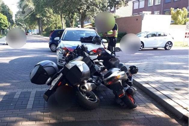 Motorrijder neemt alle risico bij wilde achtervolging