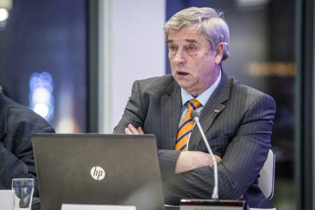 Hoogste onderscheiding VVD voor wethouder Frans Pekema
