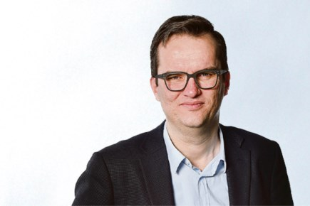 'André Reumkens is de nieuwe Pippi'