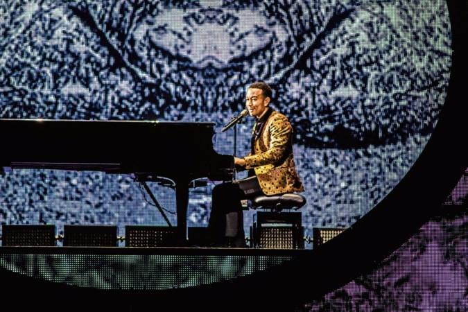 John Legend, de man van politieke interesse en muziek voor coronababy's