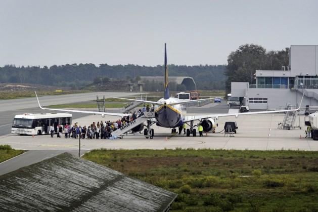 Regio Kleve redt Airport Weeze van ondergang