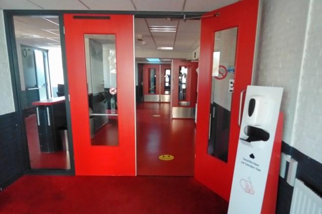 Trefcentrum Kunderhoes beperkt geopend