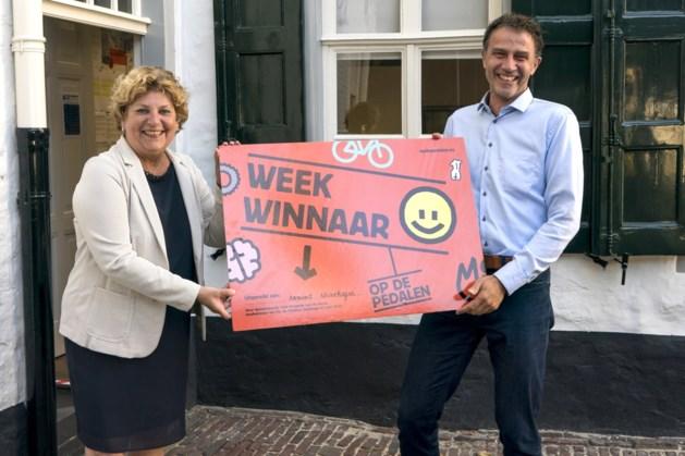 Heerlenaar eerste winnaar van fiets-challenge Op de Pedalen