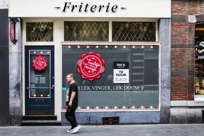 Frituur Tuutsje vaan Teunsje in Maastricht houdt ermee op: 'Het gaat gewoon niet meer, ik ben toe aan rust'