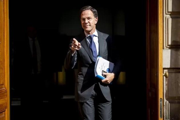 Dit maakt Rutte woensdagavond bekend over de coronamaatregelen