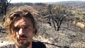 Jeroen (27) uit Brunssum verliest alles bij natuurbrand Portugal, maar niet zijn droom
