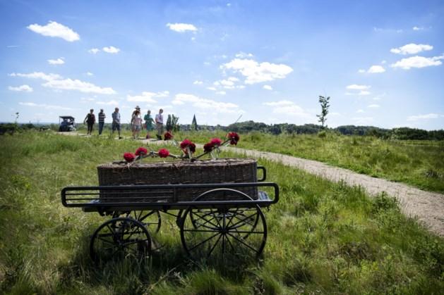 Rondleiding over natuurbegraafplaats Eygelshof