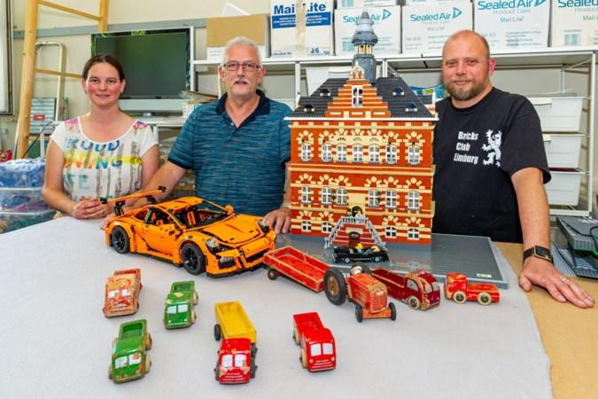 Lego-liefhebbers Tom & Geert: , Als je met je twintigste nog steeds met Lego speelt, kom je er nooit meer van af'