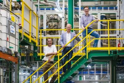 Piepklein oliebedrijf start in proeffabriek op Brightlands Chemelot Campus