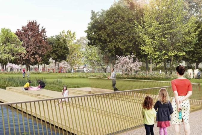 Mogelijk horeca in vernieuwd Stadspark Weert