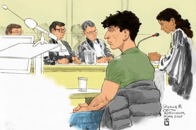 Justitie eist 18 maanden cel en tbs tegen 'trouwstoetmepper'