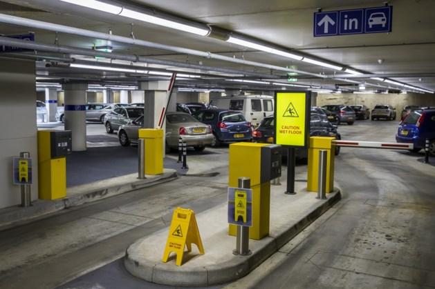 Tijdelijke versteviging voor parkeergarage De Maaswaard Venlo