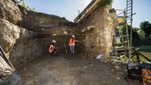Onderzoek bij instorting Maastrichtse stadswal: wordt het de muur van Alva of d'Artagnan?