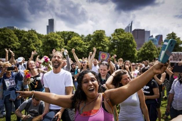 'Mogelijk alsnog coronabetogers naar de Dam'