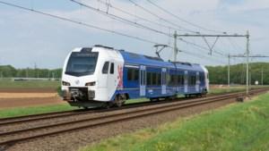 Treinverkeer in Limburg weer volledig opgestart