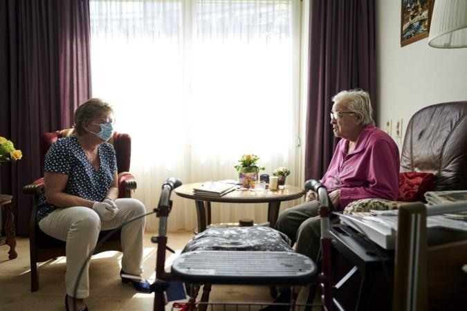 Onderzoek: geen nieuwe besmettingen door bezoek verpleeghuis