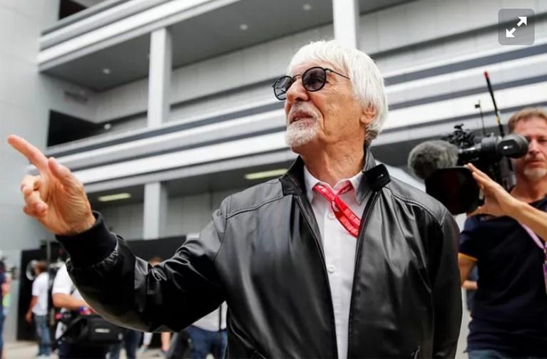 F1 neemt afstand van racisme-uitspraken Ecclestone