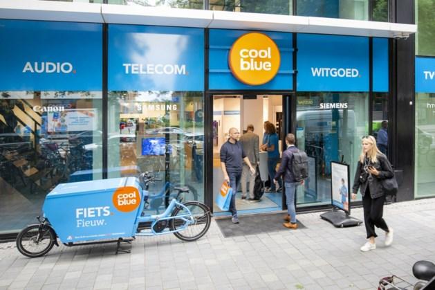 Coolblue opent zijn grootste winkel in Brussel