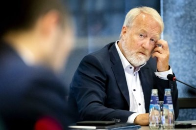 RIVM-topman Van Dissel: 'Het gaat nu om zelfbeheersing'