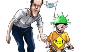 Virologen en regeringsleiders laten hand van het volk los: kunnen we alleen lopen?