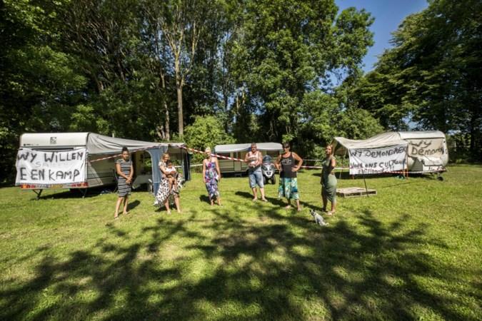 Sinti-families willen eigen kampje in Maastricht