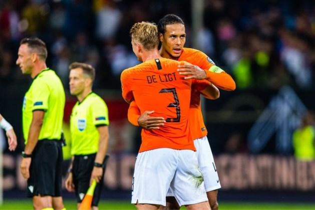 Speelschema Nations League bekend: Oranje start met thuisduels