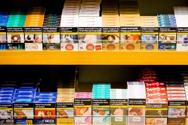 Vanaf woensdag moeten sigaretten in supermarkten echt uit het zicht