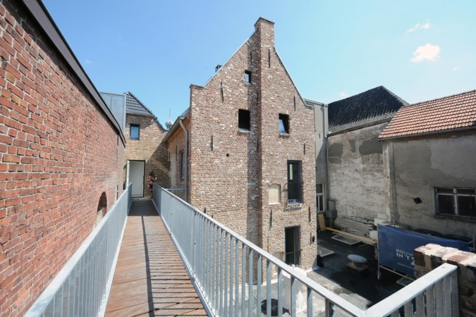 Modern wonen in middeleeuws stukje Venlo