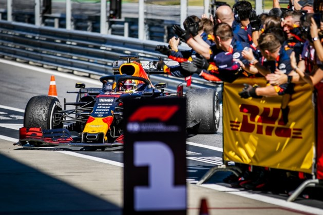 Coronatests rond Formule 1-circuit Spielberg voorlopig negatief