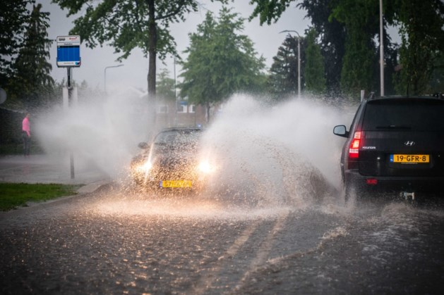 Interpolis: honderden meldingen van stormschade in het zuiden