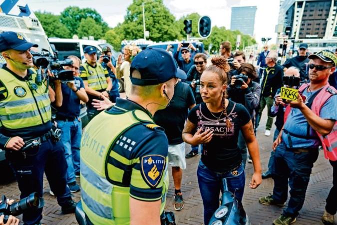 Grote politiemacht op de been in Den Haag, maar rellen blijven uit