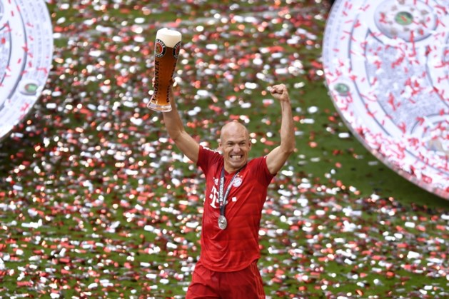 Robben geeft geplaagd Groningen weer aantrekkingskracht