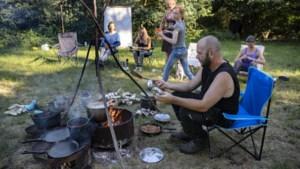 Natuurwerkweekeinde in Nederweert-Eind: werken aan de natuur en aan jezelf