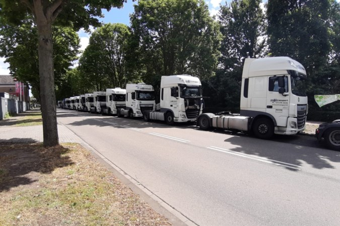 'Coronacrisis verhevigt uitbuiting buitenlandse truckers'