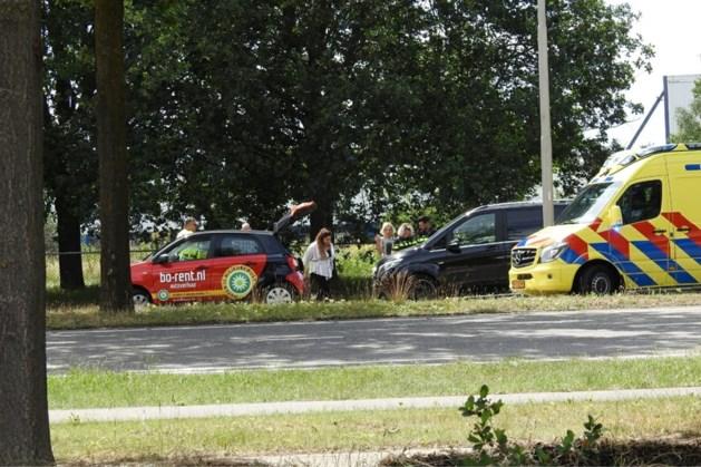 Twee ongelukken op dezelfde plek voor stoplicht