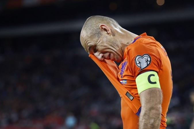 'Met Oranje naar het EK van 2021? Ik wil nog niet ver vooruit kijken'