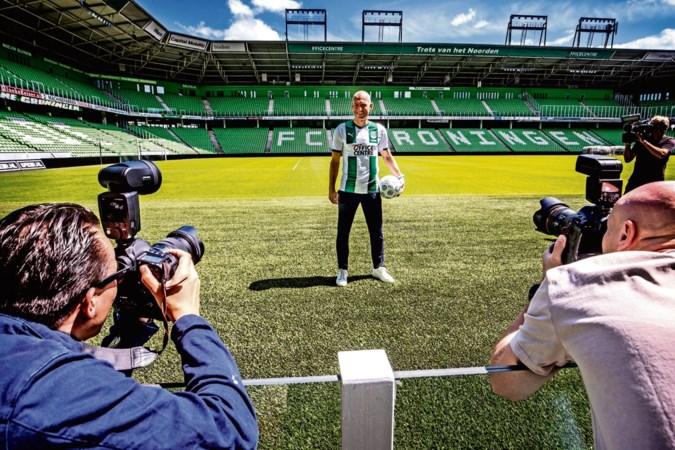 Robben: 'Of deze comeback één potje of twee jaar duurt, alles is goed'
