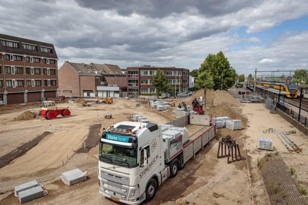 Contouren van nieuwe busstation Roermond zichtbaar