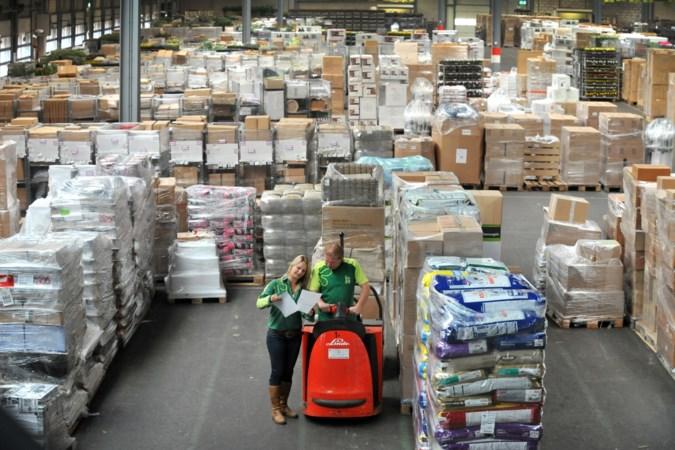 Distributiecentrum Intratuin weg uit Venlo