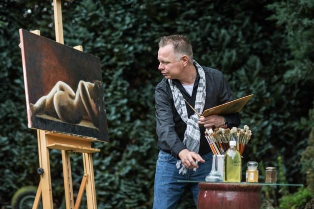 Werk Geleense kunstenaar in 'corona-expositie'