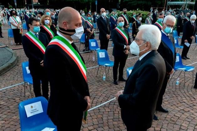 'Al in november eerste coronagevallen in Bergamo'