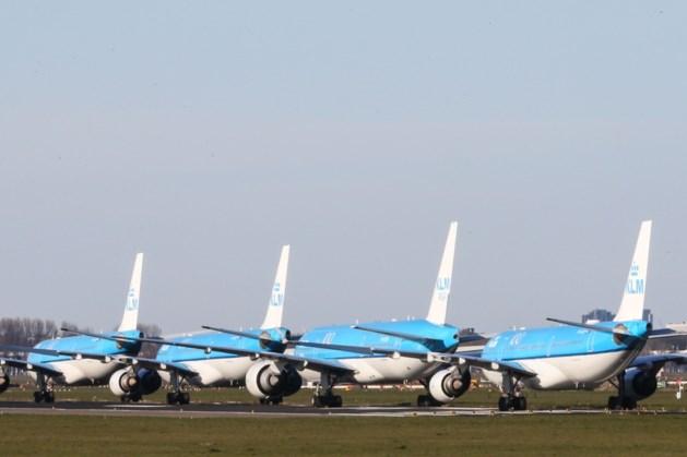 Jongste cabinemedewerkers niet als eerste weg bij KLM