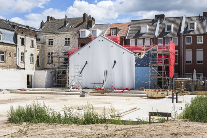 Bouw bowlingcentrum in Maastricht hervat, opening gepland in januari