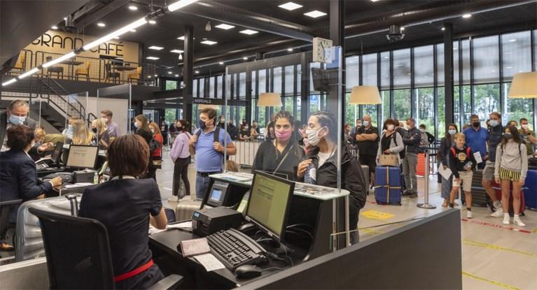 Eerste post-corona-vlucht vanaf Maastricht Aachen Airport naar de zon