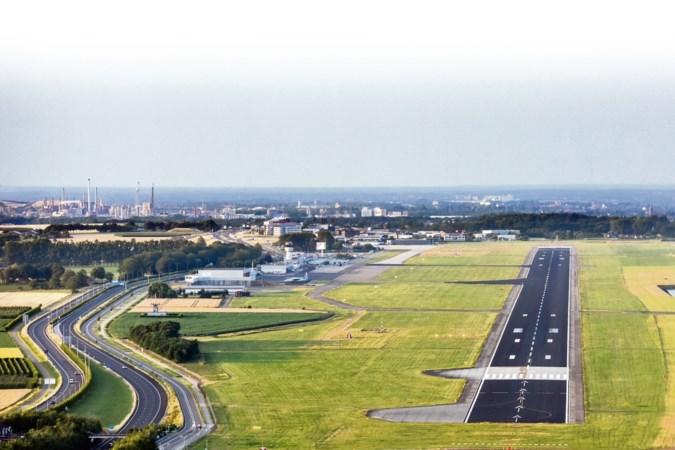 Bijna 18 procent minder vrachtvervoer via Maastricht Aachen Airport