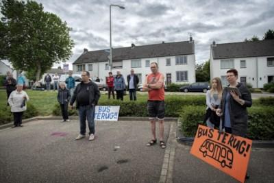 Bewoners Heerlense wijk Molenberg vragen gedeputeerde om betere busverbinding